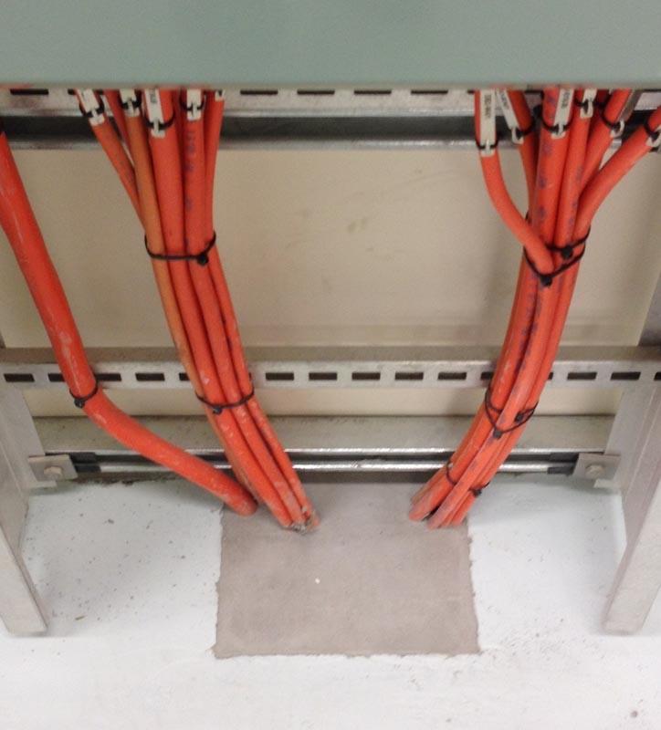 Fire Proofing Pcs Firestop Mortar Amp Cable Coating