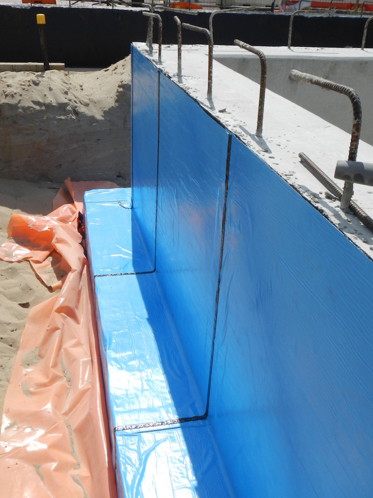 Waterproofing Membrane For Protection : Victoria square waterproofing protective coating systems