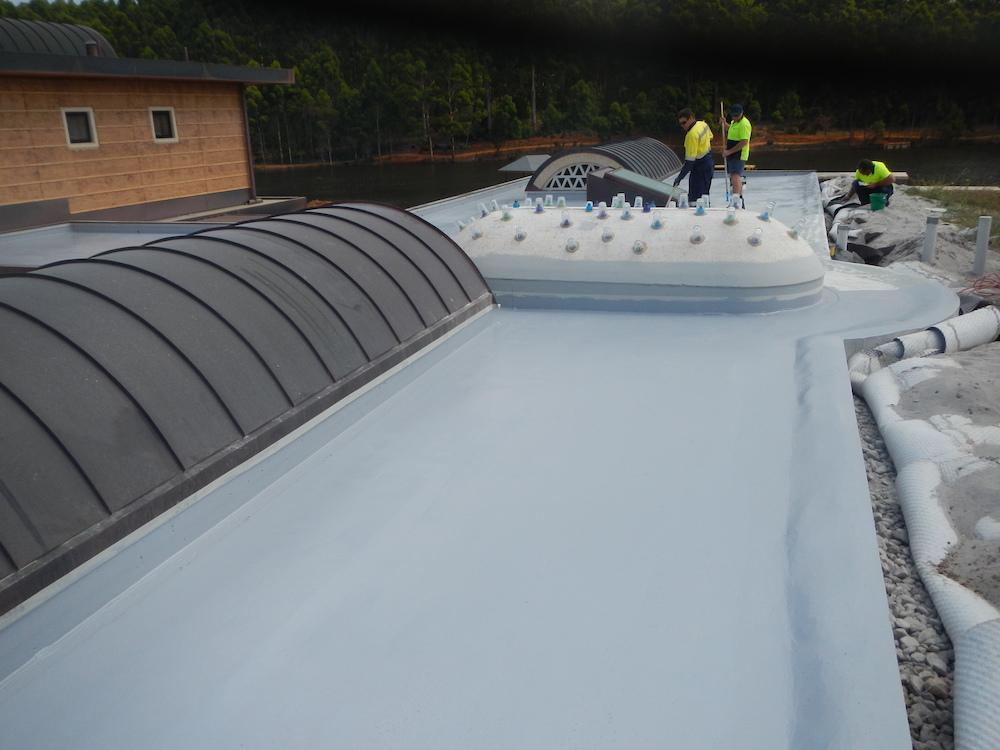 Concrete Roof Deck Waterproofing Manjimup Protective