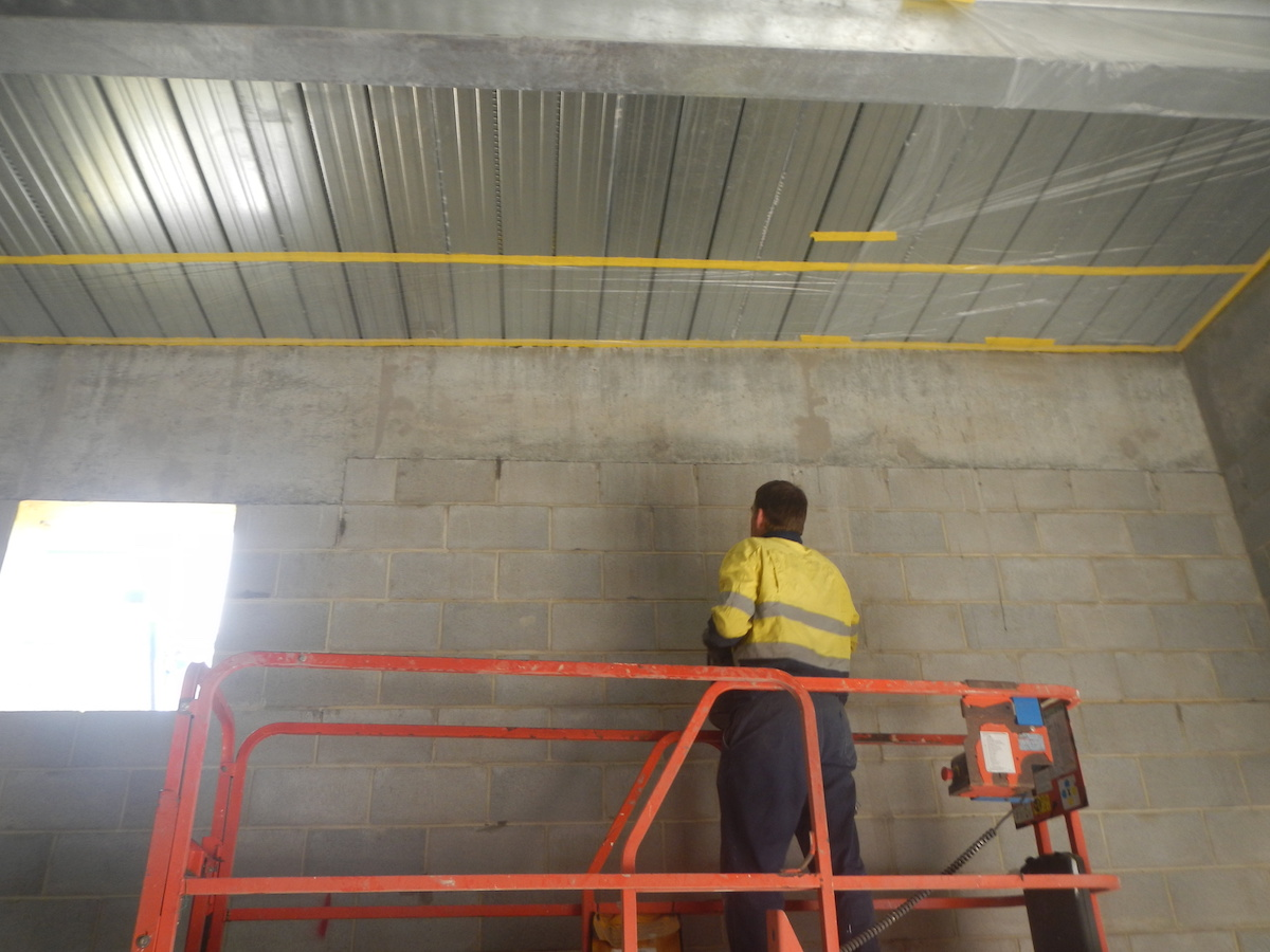 Wagerup Civil Substation Coatings | Protective Coating Systems